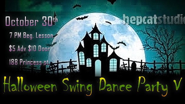 Halloween Swing Dance Party V